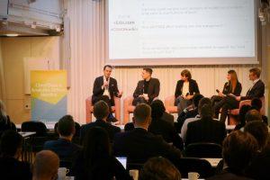 Opening & closing panel at CDAO Nordics