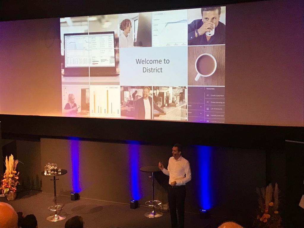 Read more about the article Keynote at Digital Business Strategy